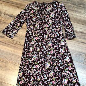 Boden Floral Dress